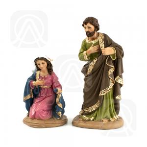 María Y José 40cm